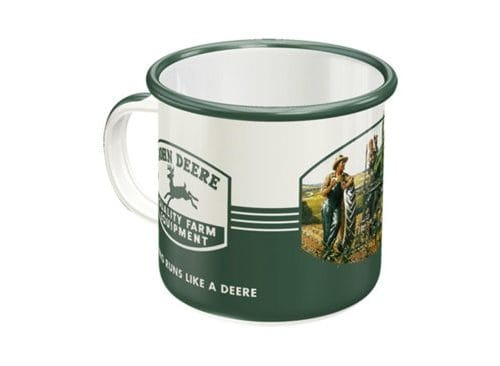 JOHN DEERE Emailtasse Quality Farm Equipment