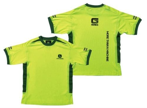 JOHN DEERE High Visibility T-Shirt G-Series