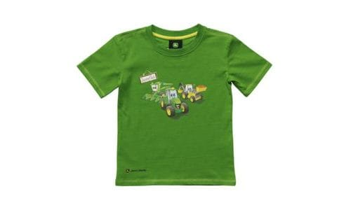 -JOHN DEERE T-Shirt Junior Club