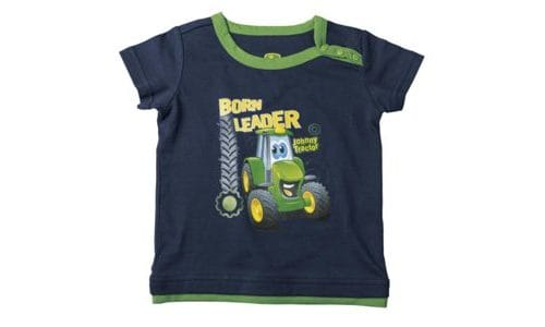 -JOHN DEERE T-Shirt Born Leader